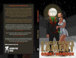 Lightbulb's Lament Full Cover Wrap