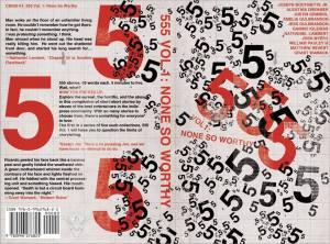 555 vol 1- none so worthy